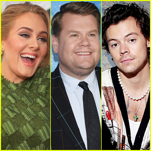 Harry Styles & Adele Joined By James Corden in Caribbean, Where They Left Huge Tip While Out Together!