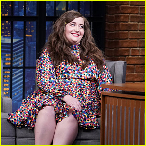 Aidy Bryant Made Harry Styles Eat Out of a Trash Can - Watch! (Video)