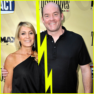 'Anchorman' Star David Koechner & Wife Leigh Split After Over 20 Years of Marriage (Report)