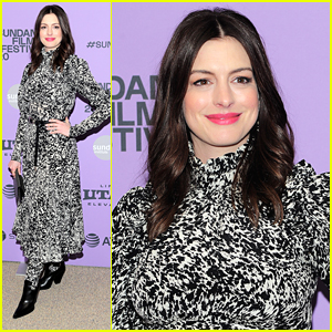 Anne Hathaway Opens Up About Her New Movie 'The Last Thing He Wanted' During Sundance Film Festival