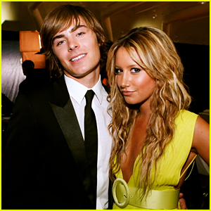 Ashley Tisdale Reveals Her Worst On-Screen Kiss Was With Zac Efron!