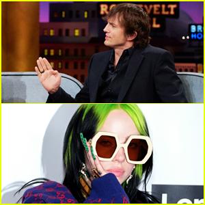 Ashton Kutcher Reveals His Major 'Punk'd' Prank Idea for Billie Eilish - Watch Here!