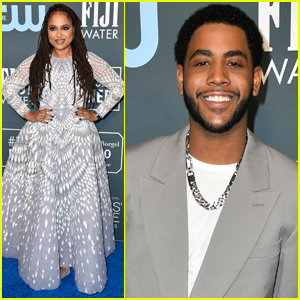 Ava DuVernay & Jharrel Jerome Celebrate 'When They See Us' Win at Critics' Choice Awards 2020!