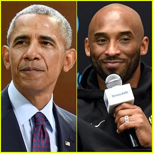 Barack Obama Remembers Kobe Bryant, Calls Kobe & Gianna's Deaths Heartbreaking