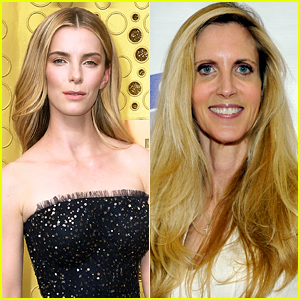 Betty Gilpin Is Ann Coulter in 'Impeachment: American Crime Story'!