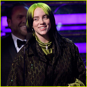 Billie Eilish Breaks a Record, Wins All Four Top Awards at Grammys 2020!
