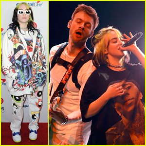 Billie Eilish & Brother Finneas Rock Out at iHeartRadio's Alter Ego