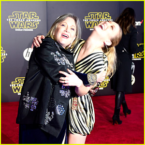 Billie Lourd Briefly Played Her Late Mother Carrie Fisher as Young Leia in 'The Rise of Skywalker'