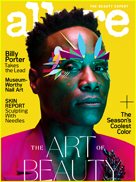 Billy Porter Is Allure's First Male Cover Star - See the Photos!
