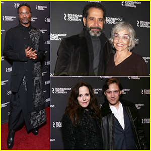 Billy Porter, Tony Shalhoub & More Step Out To Support 'A Soldier's Play' Broadway Opening!