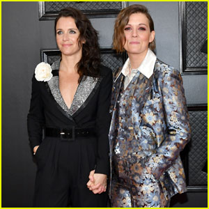 Brandi Carlile Couples Up With Wife Catherine Shepherd at Grammys 2020