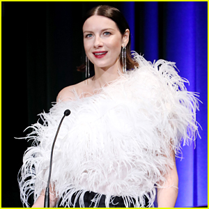 Caitriona Balfe Looks As Stunning as Ever at Lumiere Awards!