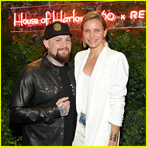 Here's Why Friends Think Cameron Diaz & Benji Madden Chose the Name Raddix for Their Baby!