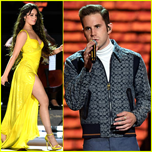 Camila Cabello & Ben Platt Perform in a Tribute to Education at Grammys 2020