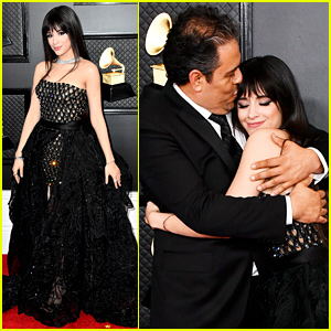Camila Cabello's Dad Alejandro is Her Grammys 2020 Date!