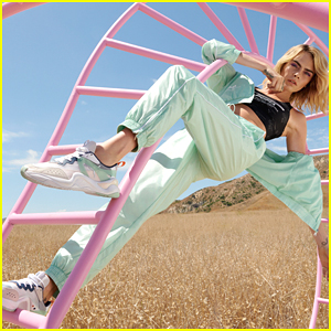 Cara Delevingne Stars in Puma's New Campaign For Rise Sneakers