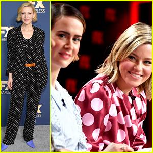 Cate Blanchett & Star-Studded 'Mrs. America' Cast Debut Trailer at FX's TCA Panel!