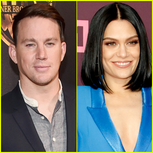 Channing Tatum & Jessie J Are Back Together Nearly Two Months After Split