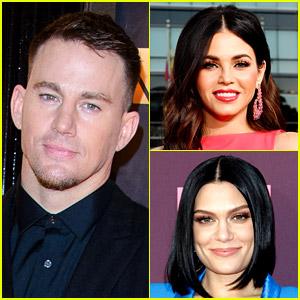 Channing Tatum Responds to Fan Who Says Jenna Dewan Looks Better With Him Than Jessie J