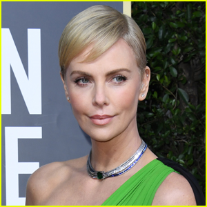 Charlize Theron Jokes Her Kids Think Her Oscars 2020 Nomination is 'a Waste of Time'