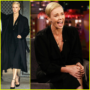 Charlize Theron Tells 'Kimmel' The Bizarre Request She Got From Her Worst Date Ever!