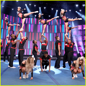 Netflix's 'Cheer' Cast Wows With Incredible Routine on 'Ellen' - Watch!