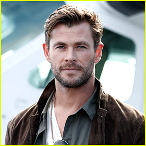 Chris Hemsworth Will Be a 'Human Guinea Pig' on New Docu-Series for NatGeo