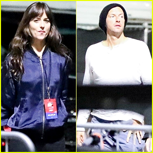 Dakota Johnson Supports Boyfriend Chris Martin at ALTer Ego Fest 2020
