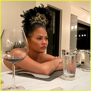 Chrissy Teigen Was Sick on New Year's Eve: 'Still Better Than Last New Years'