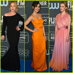 Christina Applegate Joins 'GLOW' Stars Alison Brie & Betty Gilpin at Critics' Choice Awards 2020