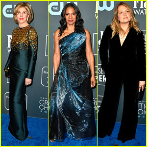Christine Baranski & Audra McDonald Bring 'The Good Fight' To Critics Choice Awards 2020
