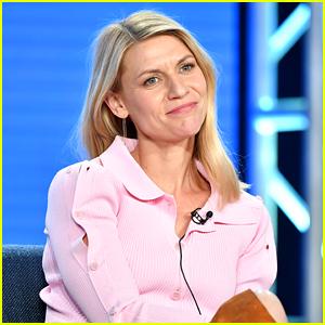 Claire Danes Unveils the 'Homeland' Final Season Trailer at Showtime's TCA Panel