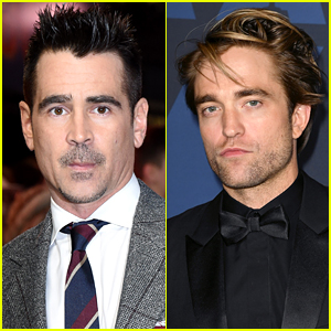 Colin Farrell Confirmed for 'The Batman' Role Opposite Robert Pattinson!