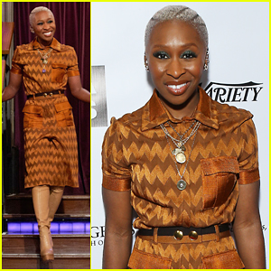Cynthia Erivo Called Her Mom From a Plane to Share Her Oscars News!