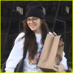 Dakota Johnson is All Smiles While Grocery Shopping in Malibu