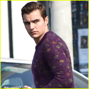 Dave Franco Runs Errands Around LA After Wrapping 'The Now' Filming