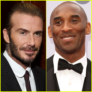 David Beckham Pays Tribute to Kobe Bryant & Explains He Won't Ever Have the Words to Explain the Loss