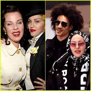 Madonna's Friend Debi Mazar Comments on Her Boyfriend Ahlamalik Williams