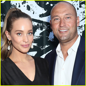Derek Jeter & Wife Hannah Share First Ever Video of Their Two Daughters!