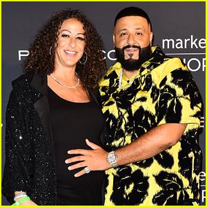 DJ Khaled Posts First Photo of New Son Aalam