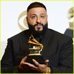 DJ Khaled Reveals Name of Second Baby at Grammys 2020!
