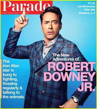 Robert Downey Jr. Opens Up About Life After 'Iron Man'