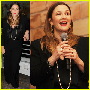 Drew Barrymore Celebrates Premiere of Daytime Talk Show in Miami: 'Calling It Optimism TV'!