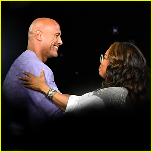 Dwayne 'The Rock' Johnson Opens Up About Father's Death to Oprah