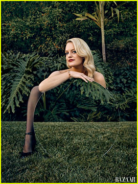 Elisabeth Moss Gets Candid About Being Guarded in Real Life