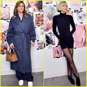 Ellen Pompeo, Jaime King, & More Celebrate New Estée Lauder Makeup Collection