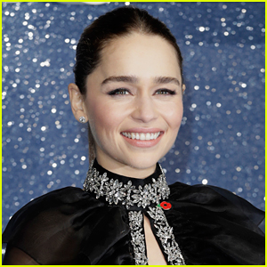 Emilia Clarke Introduces Her 'New Main Squeeze': Her Puppy Ted!