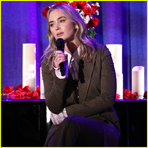 Emily Blunt Sings Apology to Chris Martin on 'Ellen' Over His 'A Quiet Place' Pitch - Watch Here!