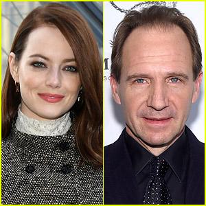 Emma Stone & Ralph Fiennes Rumored to Star in 'Matilda' Musical Movie