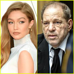 Gigi Hadid Called Into Jury Duty for Harvey Weinstein Trial